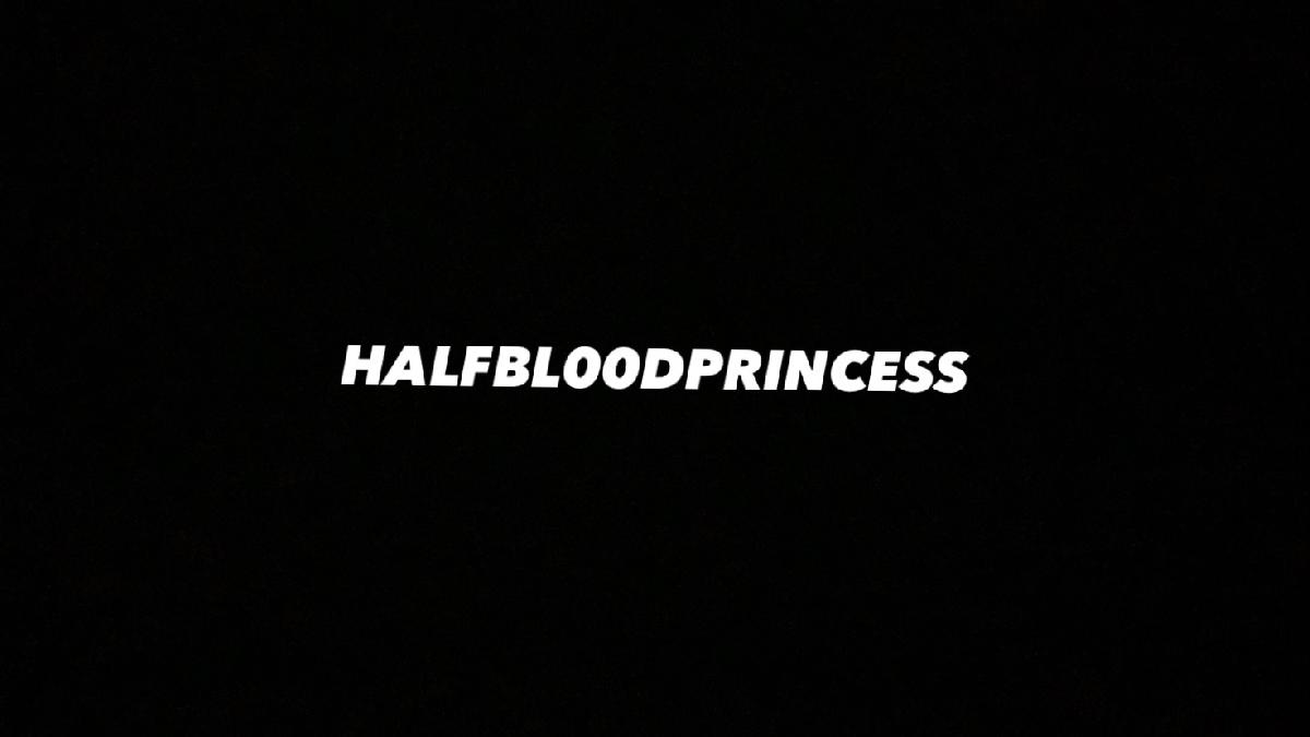 Halfbl00dprincess nude photos onlyfans leaked